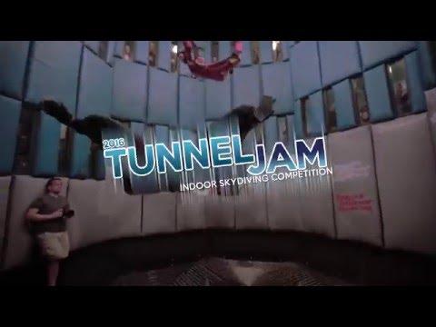 Vegas Indoor Skydiving Tunnel Jam 2016 - Recap Video!