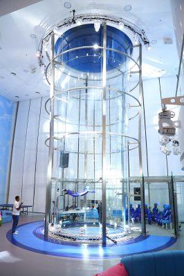 Gravity Indoor Skydiving Flight Deck