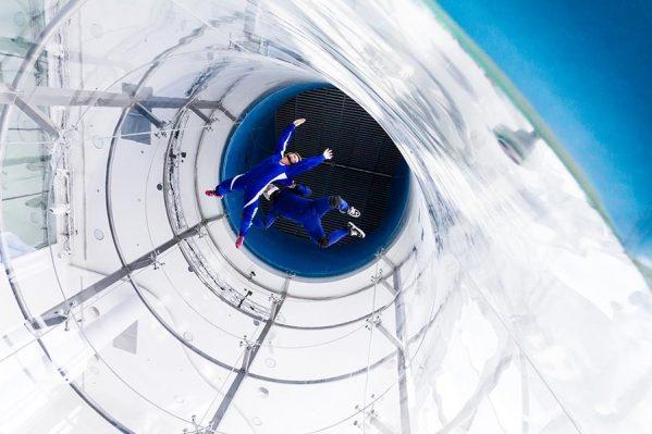 Gravity Indoor Skydiving High Flight