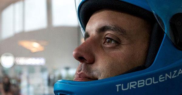 Alberto Fuertes of Madrid Fly
