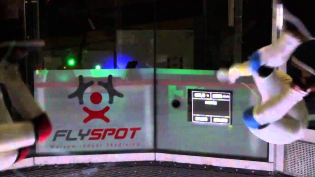 Night Jugglin at Flyspot Thumb