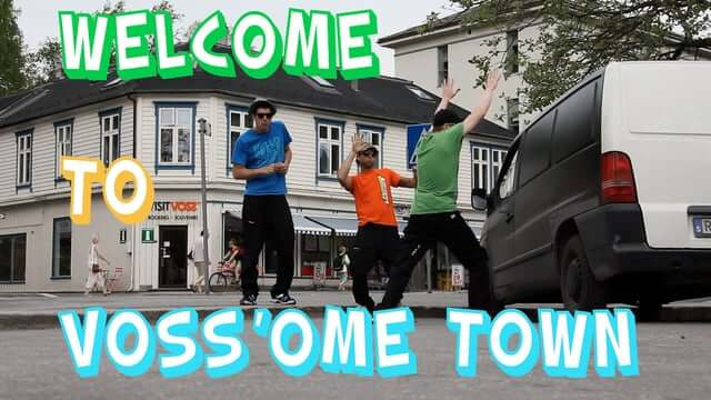 Vossome Town Video Thumb