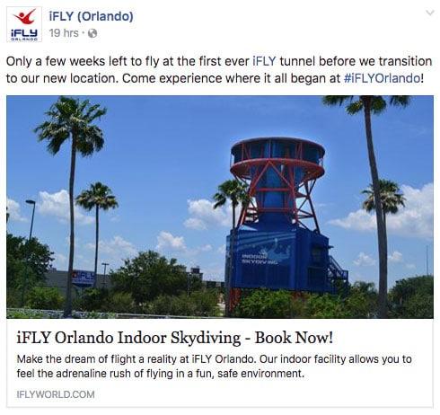 Orlando Last Chance Post