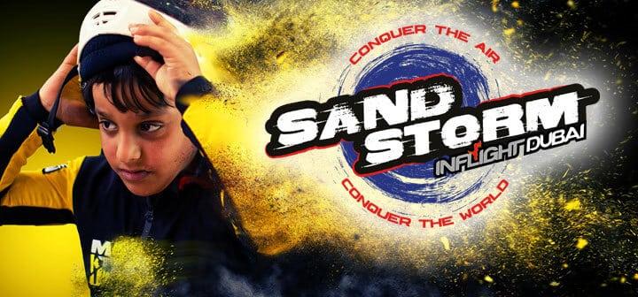 SandStorm 2016 Scrambles Event Coverage