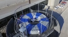Flight Chamber from Above