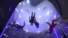 IBA Indoor Skydiving Competition at iFLY Houston Woodlands 2016