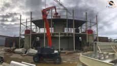 Fullfly construction progress