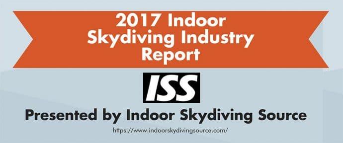 The 2017 Indoor Skydiving Industry Report Header