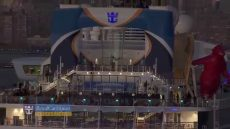 Royal Caribbean iFLY Ripcord