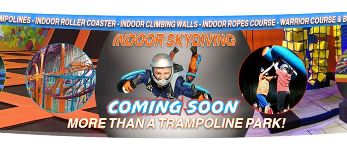 Urban Air Indoor Skydiving Coming Soon Announce