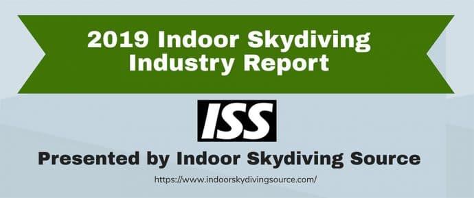 2019 Indoor Skydiving Report Header