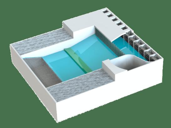Tunnel Tech Indoor Wave Machine